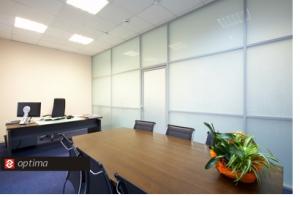 Офисные  перегородки – современная  деталь офисного интерьера