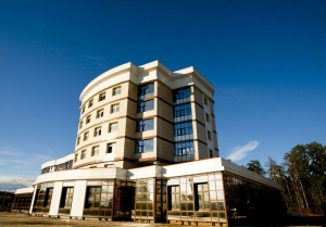Новая гостиница в Гринвуде